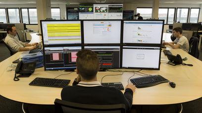 A Elancourt, Thales scrute 3 milliards d'événements de sécurité par jour - Industrie Technologies