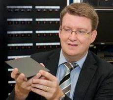 Le professeur Rüdiger-A. Eichel, directeur du nouveau département d'électrochimie fondamentale du FZJ.