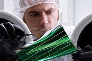 Imprimer des cellules photovoltaïques comme un journal