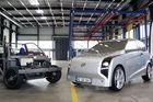 Comment PTC combine IoT et jumeau numérique pour la création d'un véhicule électrique low-cost
