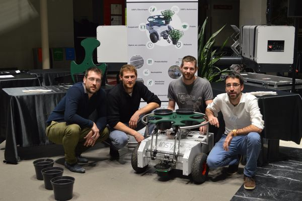 La robotique agricole en forum international à Toulouse