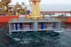 Hydroquest annonce la mise en service de son hydrolienne marine à double axe vertical
