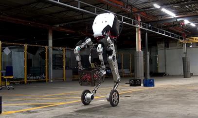 Vidéo : Handle, le nouveau robot de Boston Dynamics est sorti