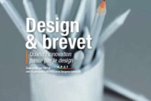 Design & brevet : quand l'innovation passe par le design