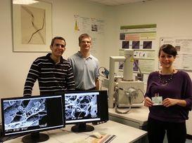 Les chercheurs de l'INP ont encapsulé des électrodes papier et l'électrolyte dans uns achet aluminium