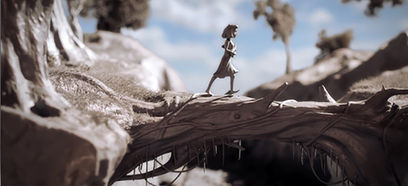 Un film d'animation réalisé en impression 3D