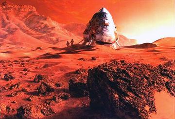 Six entreprises américaines concoctent de nouveaux habitats pour conquérir Mars