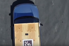 [Vidéo] Un drone réussit à atterrir sur le toit d'une voiture qui roule à 50km/h !