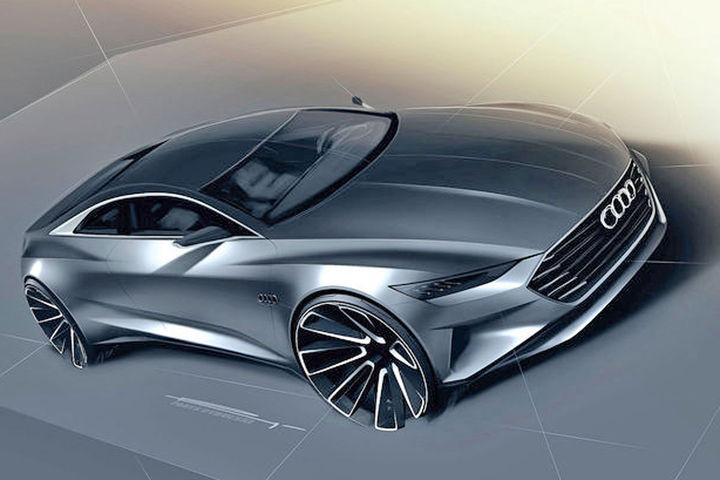 Audi dévoile Prologue : un concept car qui préfigure le ...