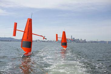 Des voiliers drones à la découverte de l'océan austral