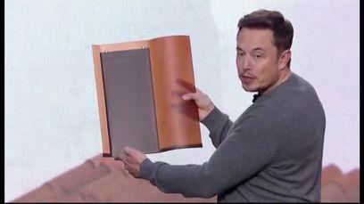 Tesla plaide pour son projet d'achat de SolarCity
