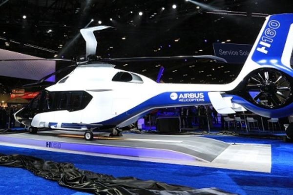 H160 : Airbus Helicopters mise sur l'innovation