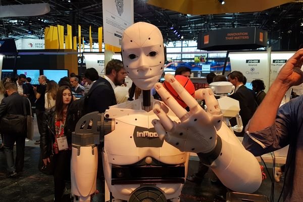 Drones suisses, RGPD, robots de VivaTech … les meilleures ...
