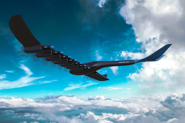 Element One, un avion électrique à propulsion hydrogène
