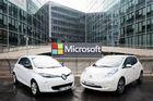 Voitures connectées : Microsoft embarque à bord des Renault et des Nissan