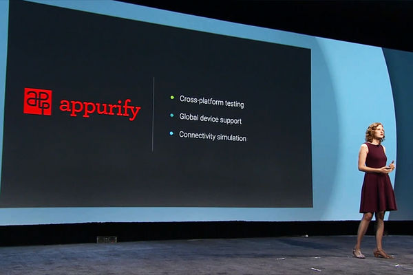 Google I/O : l'acquisition de la start-up Appurify va faciliter le développement sur Android