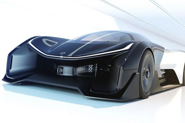 CES 2016 : Faraday Future la start-up qui veut concurrencer Tesla