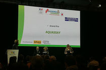 Aquassay primée au salon World Efficiency Solutions