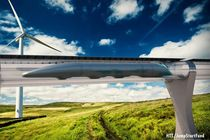Hyperloop : les technos du train ultra-rapide qu'Elon Musk testera bientôt