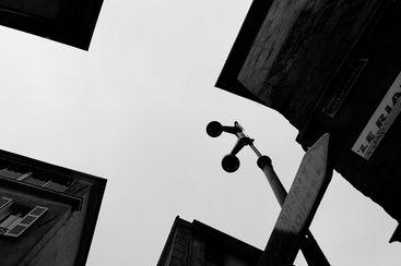 Espionnage depuis le ciel