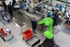 Le BCG a concentré dans un site pilote les 8 technologies clés de l'usine du futur ultra flexible et interconnectée... Visite guidée