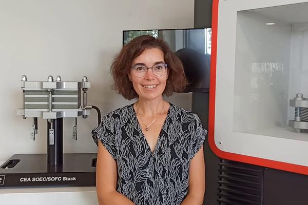 « La technologie d'électrolyse du CEA qu'exploitera Genvia pour produire de l'hydrogène atteint 99% de rendement», se réjouit Julie Mougin du CEA-Liten - Industrie et Technologies