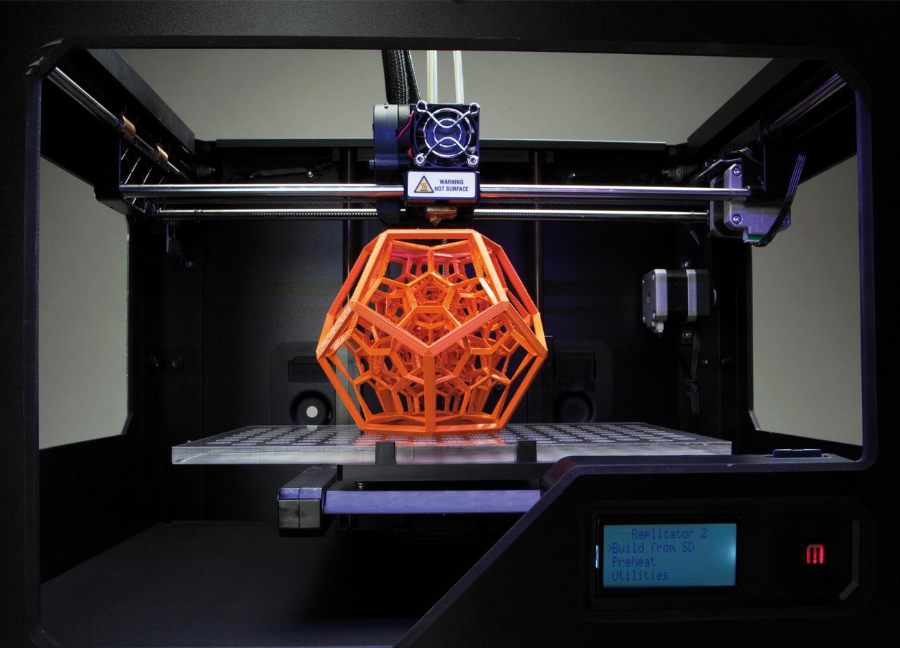 PHOTO-TECH : l'imprimante 3D de la discorde