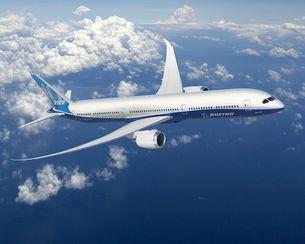 Data : à quoi servent les 10000 capteurs d'un Boeing 787 ?