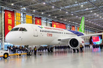 C919 roll-out : ''l'A320 chinois'' fait son apparition