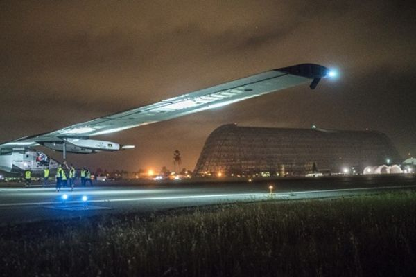 Solar Impulse : on ne l'arrête plus !