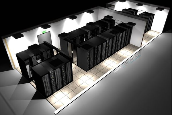 Comment l'Université de Bourgogne se chauffe au data center