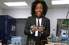 Avec le bi-level equalizer, Sandrine Mubenga veut optimiser et recycler les batteries lithium-ion à moindre coût