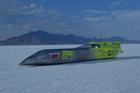 Des élèves ingénieurs atteignent 247 km/h avec leur véhicule électrique