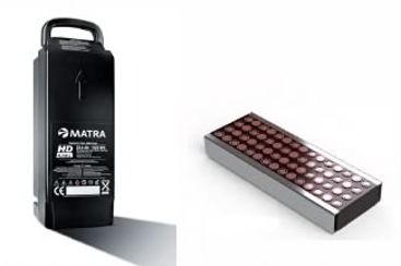 matra dope la batterie de ses scooters lectriques. Black Bedroom Furniture Sets. Home Design Ideas
