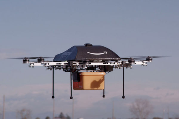 Drones : Amazon ouvre son premier centre R&D Prime Air en France