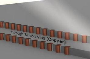 Des centaines de milliers de trous remplis de cuivre relient les différents niveaux