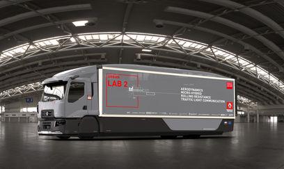 Comment le camion laboratoire UrbanLab 2 va consommer 13 % de moins