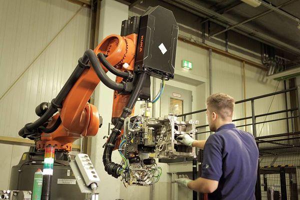 Cybersécurité : un outil capable de détecter les vulnérabilités au cœur du code des robots industriels