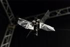 Un robot reproduit les prouesses techniques des insectes en vol