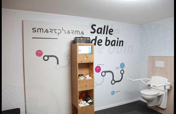 Smarthome 3 0 dans la maison du futur des innovations for Salle de bain du futur