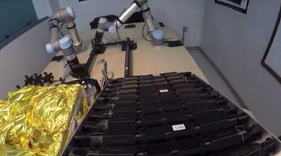 [Vidéo] Une imprimante 3D XXL...pour l'espace!