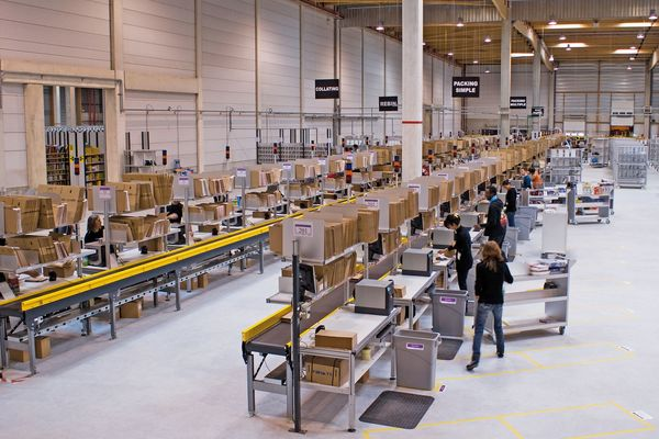 Amazon, le lean version digitale