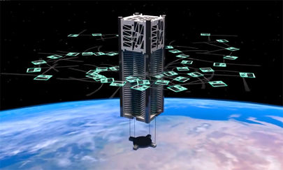 Satellite KickSat