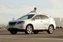 Google : 500 000 km en voiture sans conducteur