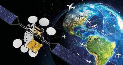 Grâce à Thales, bientôt le wi-fi illimité en avion