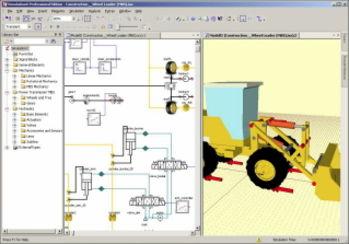 logiciel de simulation multi physiques 1d 3d
