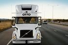 [Vidéo] Ce camion autonome a parcouru près de 200 km pour livrer 50 000 canettes de bière