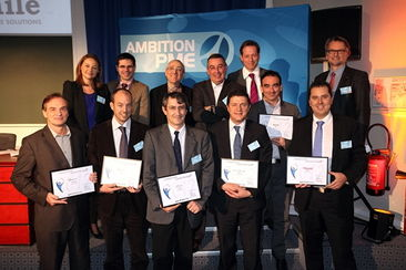 Ambition PME : Systematic désigne ses champions 2012