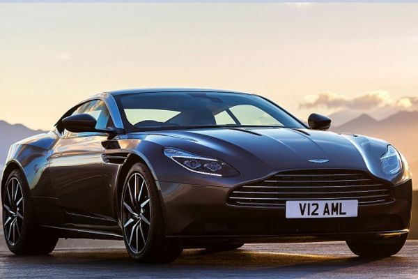 Aston Martin DB11 : James Bond ne l'a pas encore !