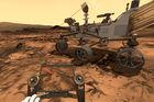 Réalité virtuelle : une promenade sur Mars avec VR2Planets